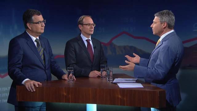 US-Präsidentschaftswahlen macht Anleger nervös