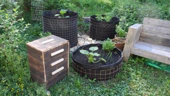 Wer selbst kompostiert, darf auf Garten-Erfolg hoffen und hilft der Umwelt.