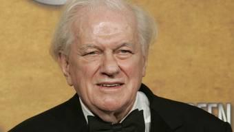 Charles Durning erhielt 2008 einen Stern auf dem Walk of Fame in Hollywood (Archiv)