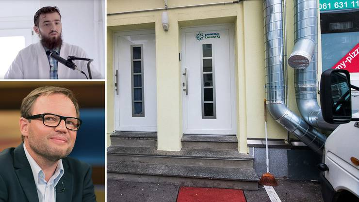 Radikalisierungstendenzen: In einem Hinterhof in Kleinhüningen befindet sich unscheinbar die Moschee Peace & Blessing von Ardian Elezi.