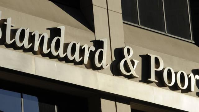 Standard & Poor's-Agentur in New York