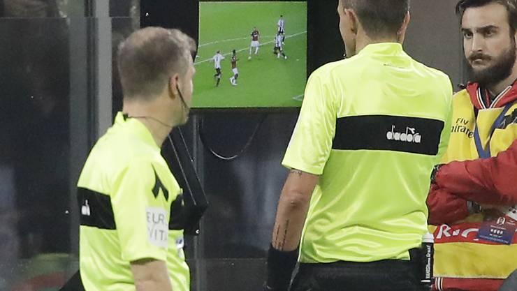 Kommt der Videobeweis in der Champions League schon im Frühling zum Einsatz?