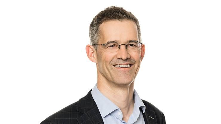 Stefan Jaecklin möchte für die FDP in den Badener Stadtrat.