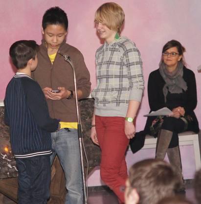 Das Smartphone spielt im Alltag der Schüler eine wichtige Rolle.