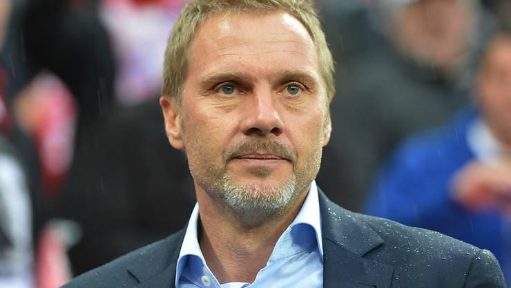 Thorsten Fink ist nach der Entlassung in Wien wieder arbeitslos