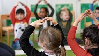 Der Kindergarten von Oberwil musste wegen Nagetieren für unbestimmte Zeit umziehen. (Symbolbild)