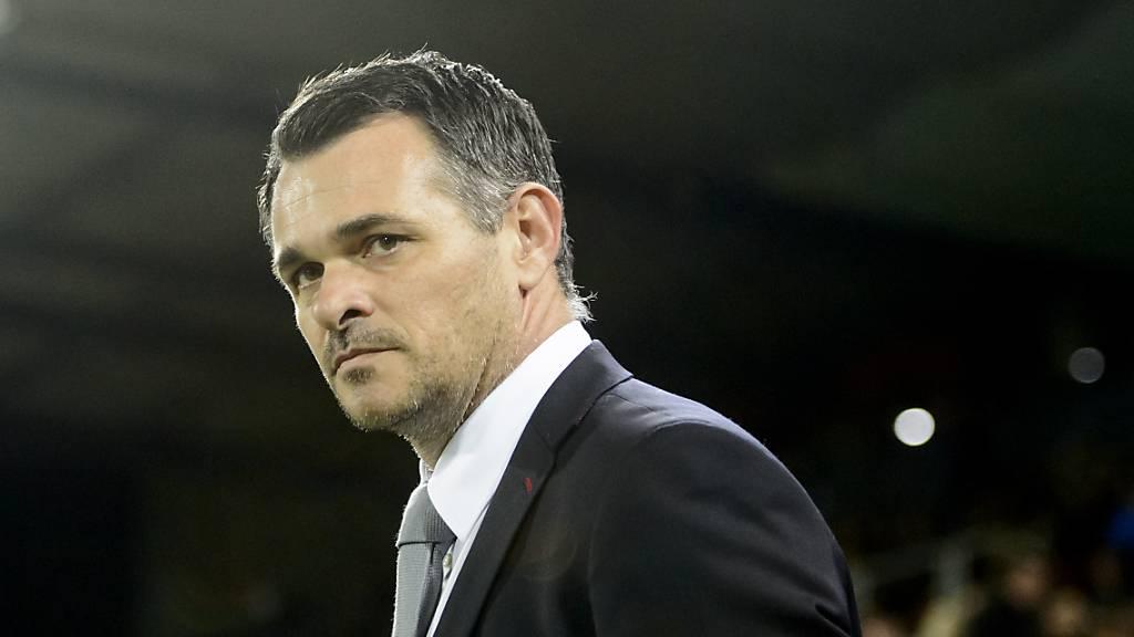 Willy Sagnol neuer Nationaltrainer Georgiens