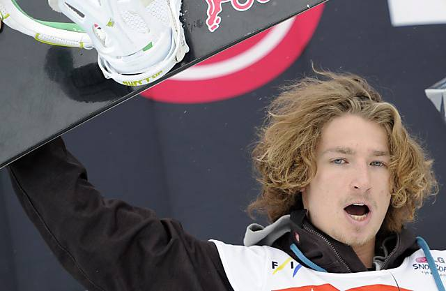 Best of Iouri Podladtchikov in diesem Winter