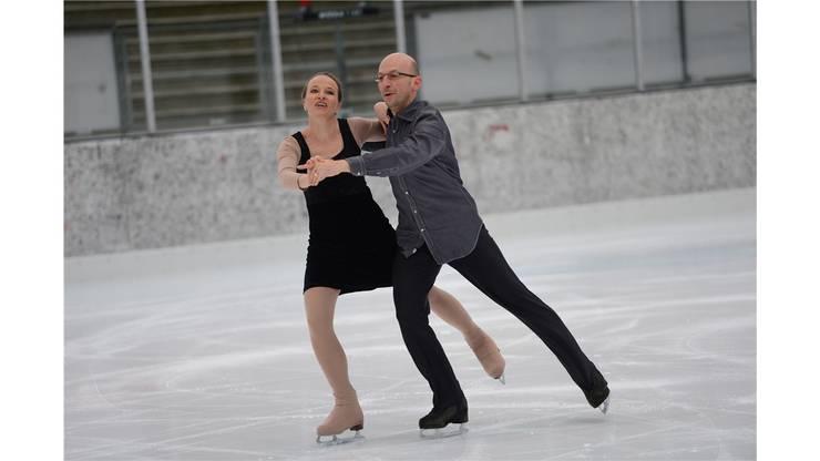 Lisa Maier und Jakob Maier machen als Paar eine gute Figur.
