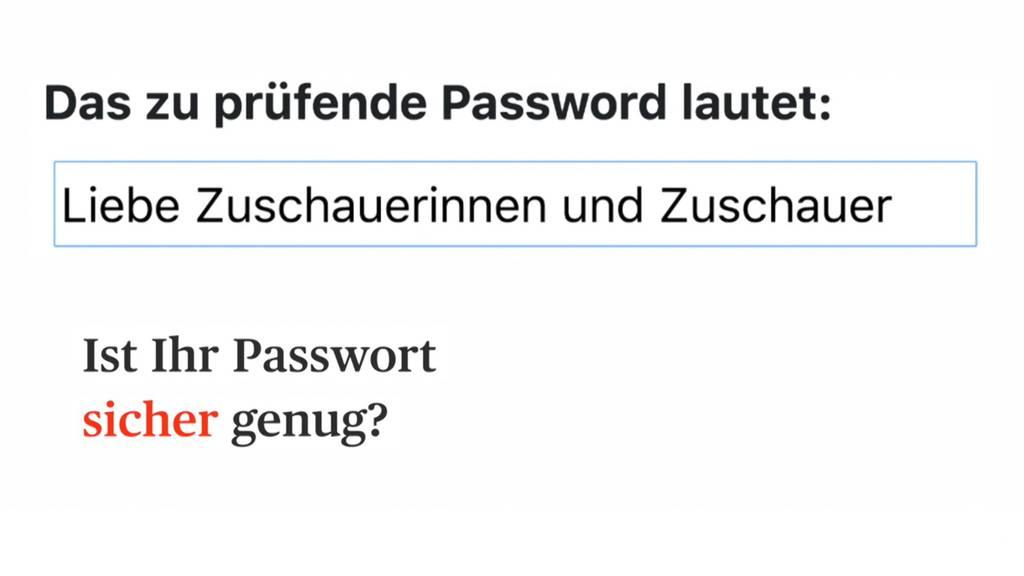 Cyber-Sicherheit: 7 Tipps für Ihr Passwort
