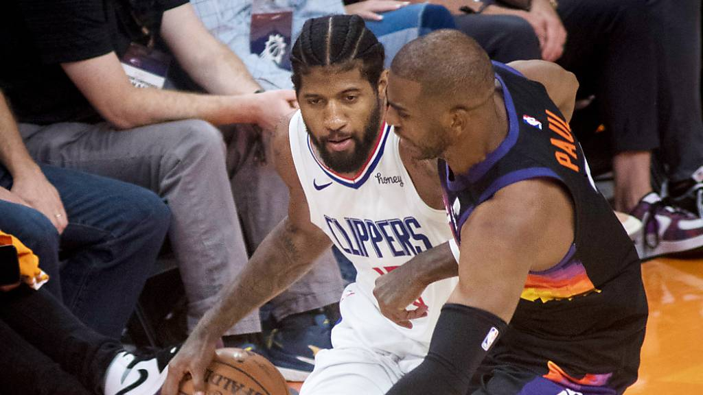 LA Clippers wenden NBA-Playoff-Out ab