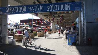 Streetfood Festival Solothurn 2016