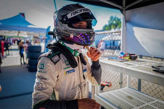 In seiner mittlerweile dritten Saison der Serie ist er endgültig im Motorsportzirkus angekommen.