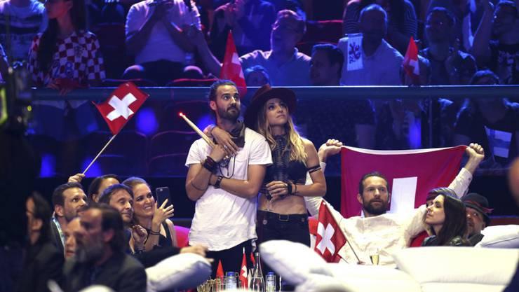 Endstation Halbfinal: Die Schweizer ESC-Teilnehmer ZiBBZ sind nach ihrem Ausscheiden enttäuscht, aber dennoch froh, das Abenteuer Song Contest gewagt zu haben.