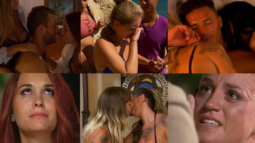Heisse Küsse und bittere Tränen: So emotional waren die letzten Bachelor-Staffeln
