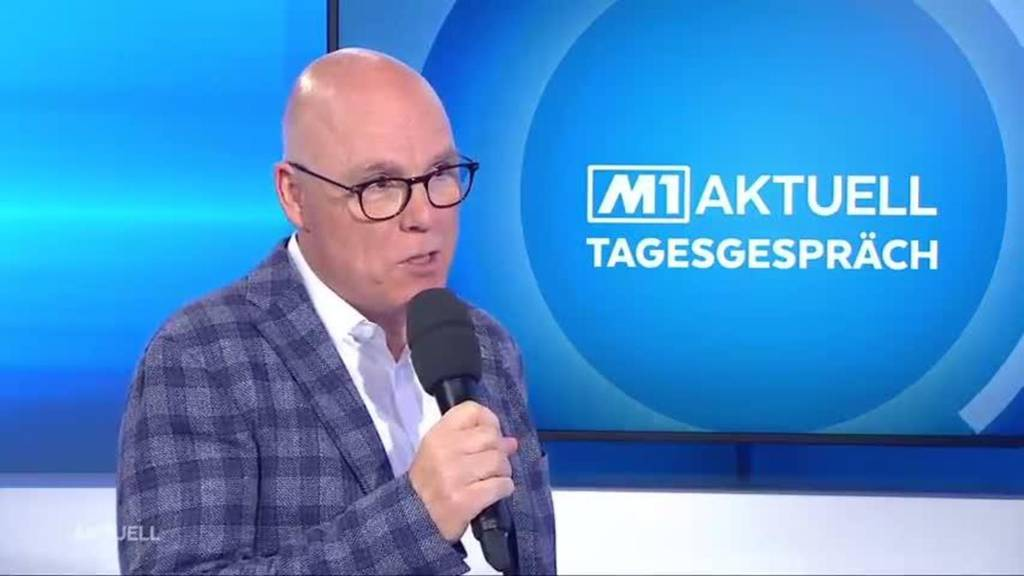 Patrick Stäuble über die Zukunft des Shoppi Tivoli in Spreitenbach