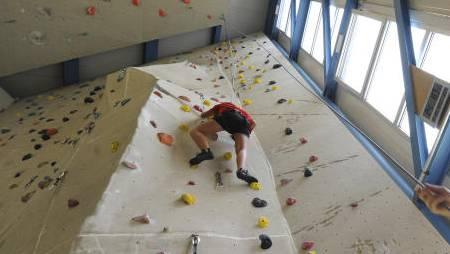 In St. Gallen waren Kletterer in zehn Kategorien am Start. (Archivbild)