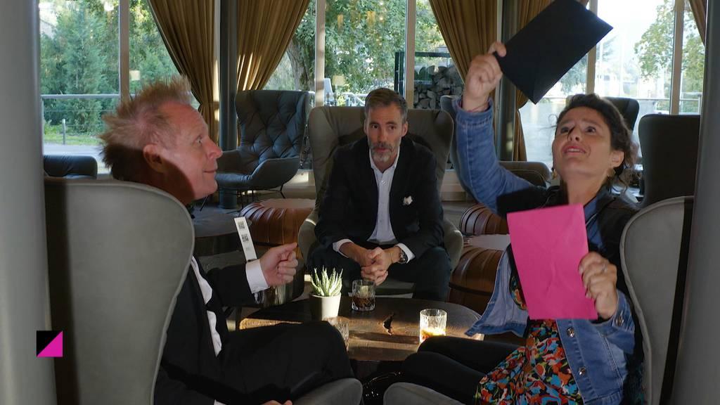Zeig's Mir: Casino-Challenge und Limousinen-Pantomimin