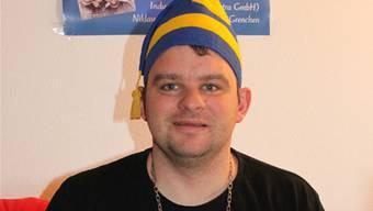 Plausch-Chef Dani Wisard.