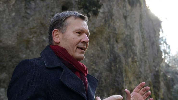 Christof Gasser ist momentan der erfolgreichste Schweizer Krimiautor.
