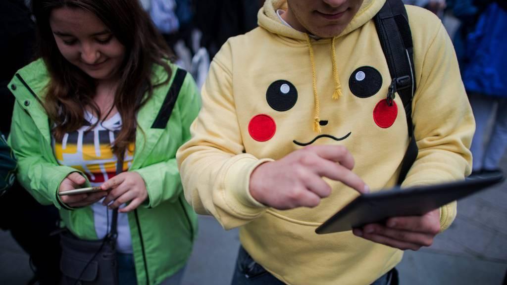 Schon bald soll es legendäre Pokémons geben.