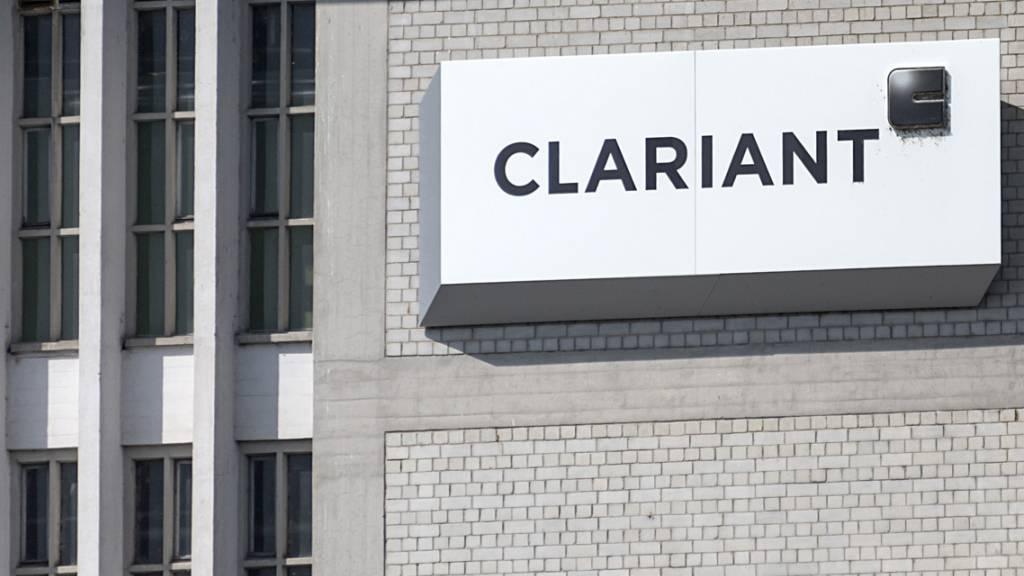 Clariant legt Messlatte nach erstem Halbjahr höher