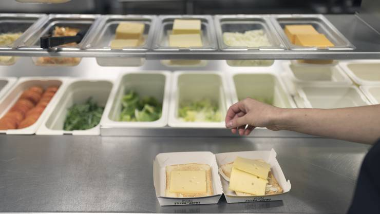 Standardisierte Arbeitsabläufe: Darum geht es in der Systemgastronomie, wie beispielsweise bei McDonald's.