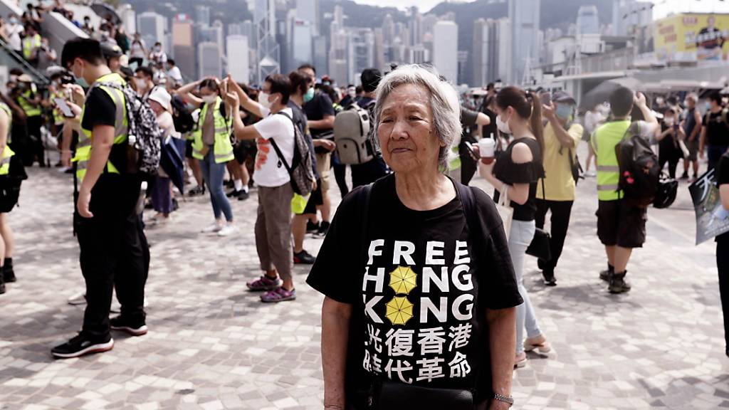 Hongkong fürchtet um Autonomie
