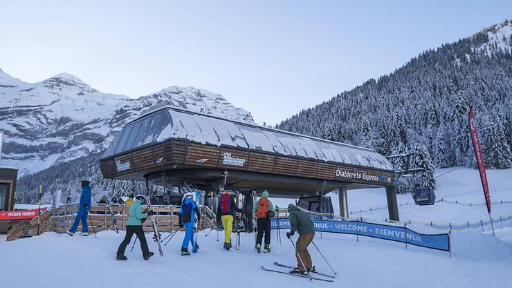 Die Wintersportsaison ist gut angelaufen: Per Ende Januar verzeichnen die Seilbahnen im Vorjahresvergleich, vor allem aber im Vergleich zum Fünf-Jahres-Durchschnitt ein deutliches Plus.