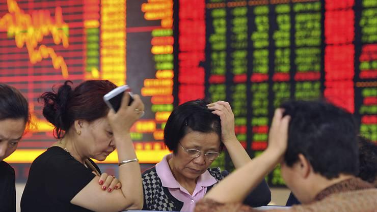 China steht ein Milliarden-Börsengang bevor: Broker Guotai Junan Securities will 1,52 Milliarden Aktien ausgeben (Symbolbild)