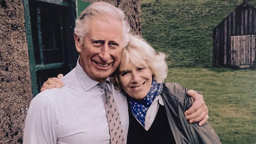 Charles und Camilla 15 Jahre verheiratet