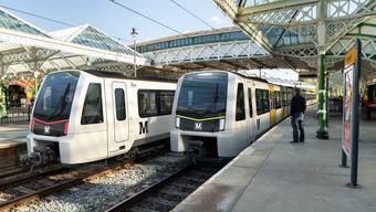 Bald auch in Newcastle upon Tyne zu sehen: U-Bahnen von Stadler Rail.
