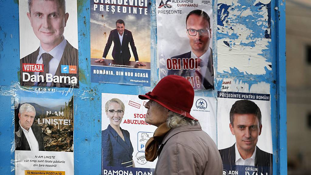 Prognosen: Iohannis Wahlsieger in Rumänien - Aber Stichwahl