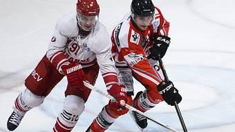 Aufsteiger Red Ice Martigny reiht Sieg an Sieg