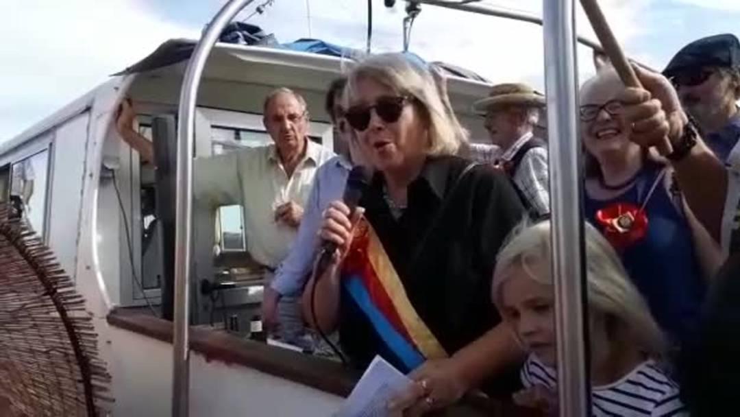 Fête des Vignerons: Solothurner Weinboot erlebt einen «Piratenüberall» auf dem Bielersee