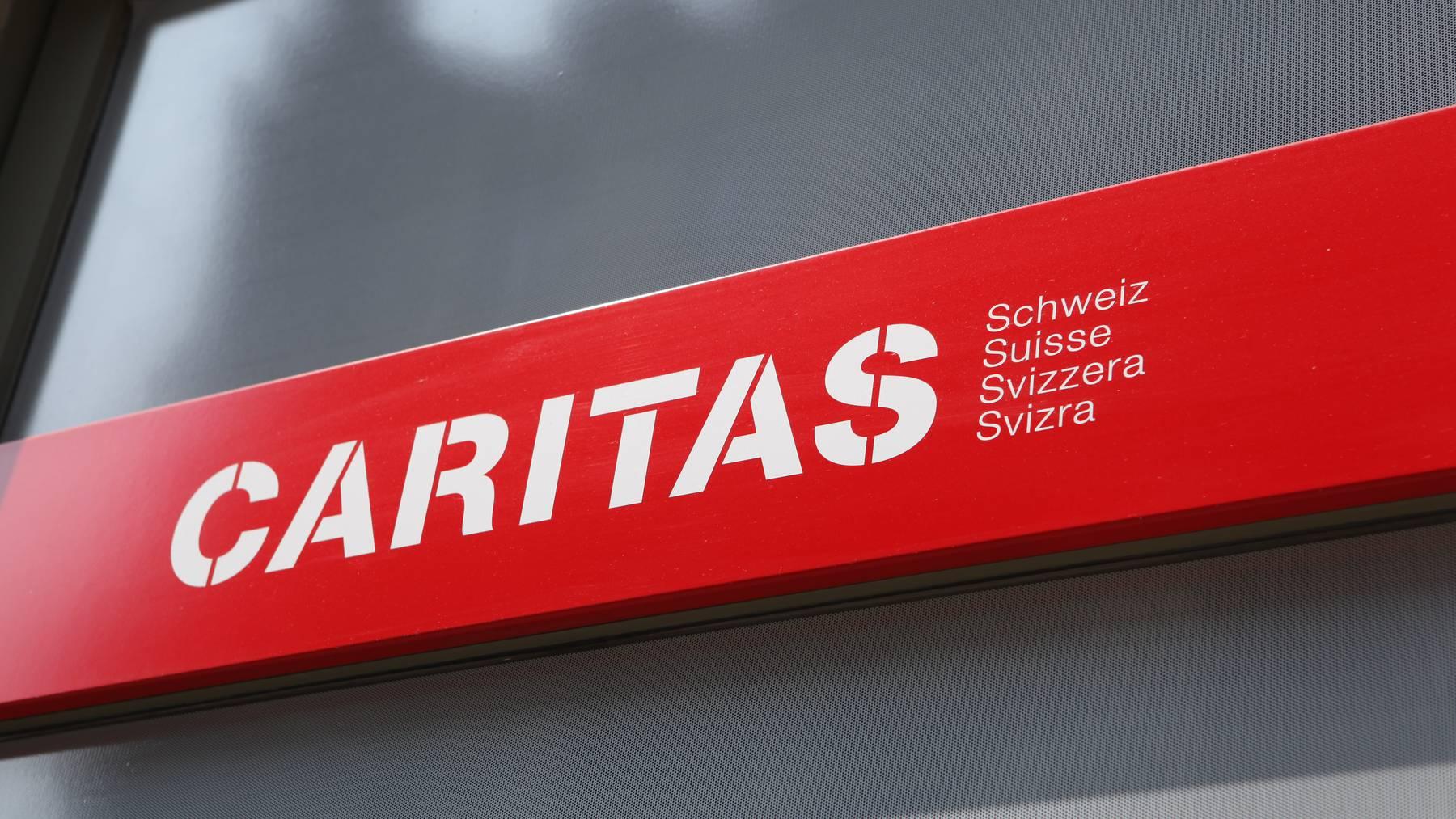 Die Caritas-Geschäftsstelle in Luzern.