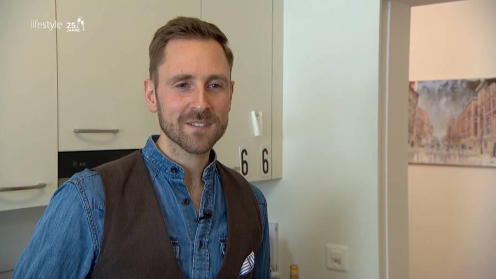 Marco Kunz zeigt seinen Lifestyle