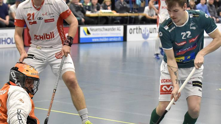 Der SV Wiler-Ersigen trifft in den Playoff-Viertelfinals wie bereits im Vorjahr auf den UHC Uster.