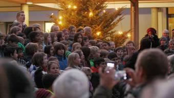 Solothurner Wiehnachtsmäret am Kreuzackerquai