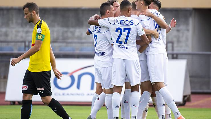 Aldin Turkes schiesst Lausanne-Sport zum zweiten Sieg in Folge