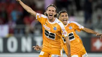 Lucas Andersen machte die Hoffnungen des FC Sion auf Platz 3 zunichte