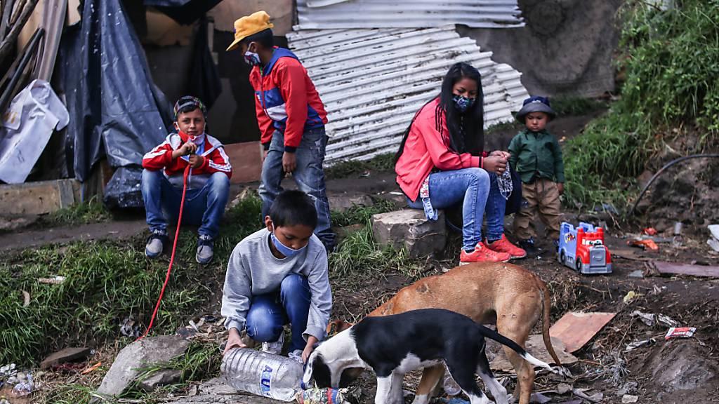 UN: 150 Millionen Kinder zusätzlich in Armut