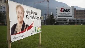 Magdalena Martullo-Blocher: Nach ihrer Wahl in den Nationalrat hat sie künftig weniger Zeit für ihr Unternehmen.