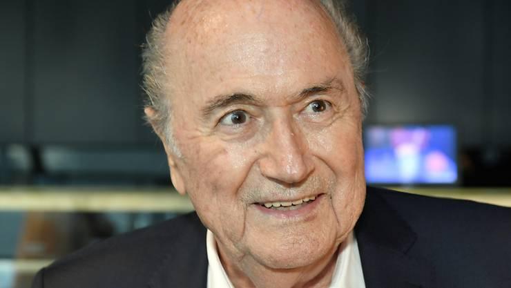 Der ehemalige FIFA-Präsident Sepp Blatter greift seinen Nachfolger Gianni Infantino vehement an