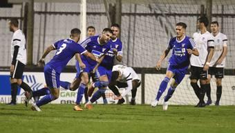 Der FC Wettingen erkämpfte sich in den ersten vier Partien sieben Punkte.