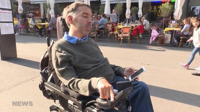 Mit einer App zur behindertengerechten Stadt?