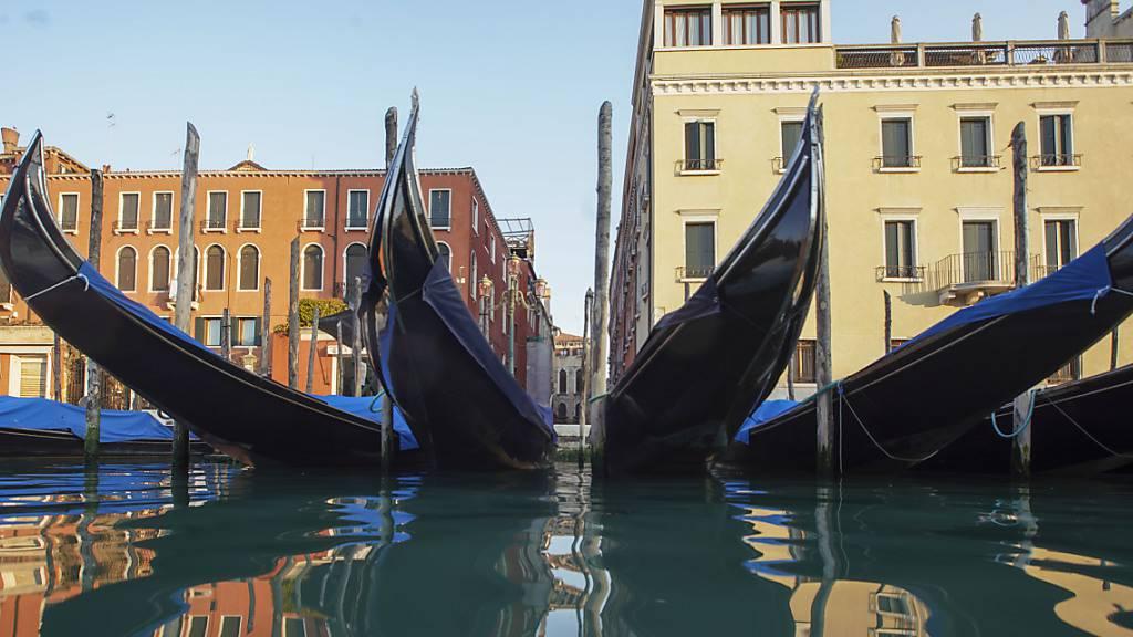 Venedig wirbt um Touristen: Kommt, wenn ihr euch bewegen dürft