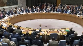 Tagung des Uno-Sicherheitsrats: Russland und die Westmächte sind sich über das Vorgehen in Syrien nicht einig.