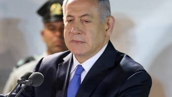 Ist gegenwärtig im Wahlkampfmodus: Israels Regierungschef Benjamin Netanyahu von der rechtskonservativen Likud-Partei. (Archivbild)
