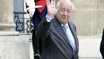 Den damaligen Chef der Bank, Charles Milhaud, kosteten die Geschäfte seines Mitarbeiters den Job (Archiv)